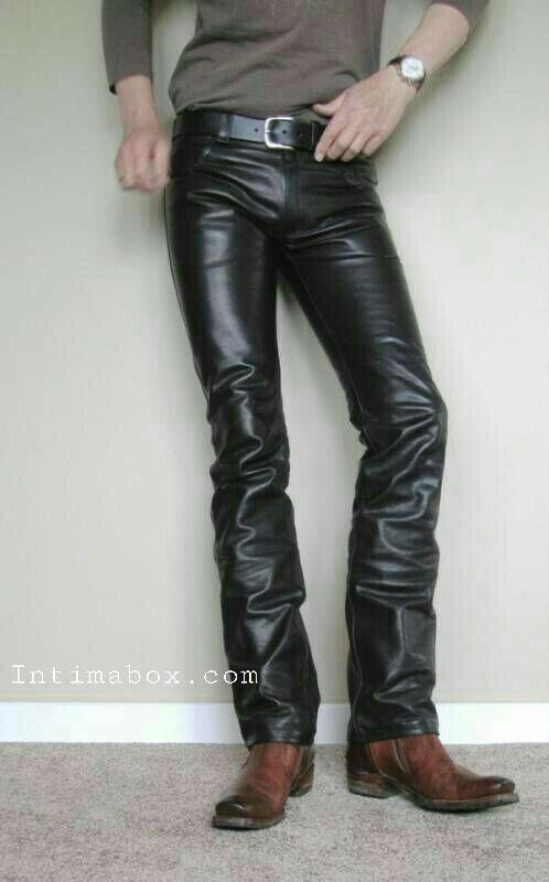 pantalon cuir homme aliexpress