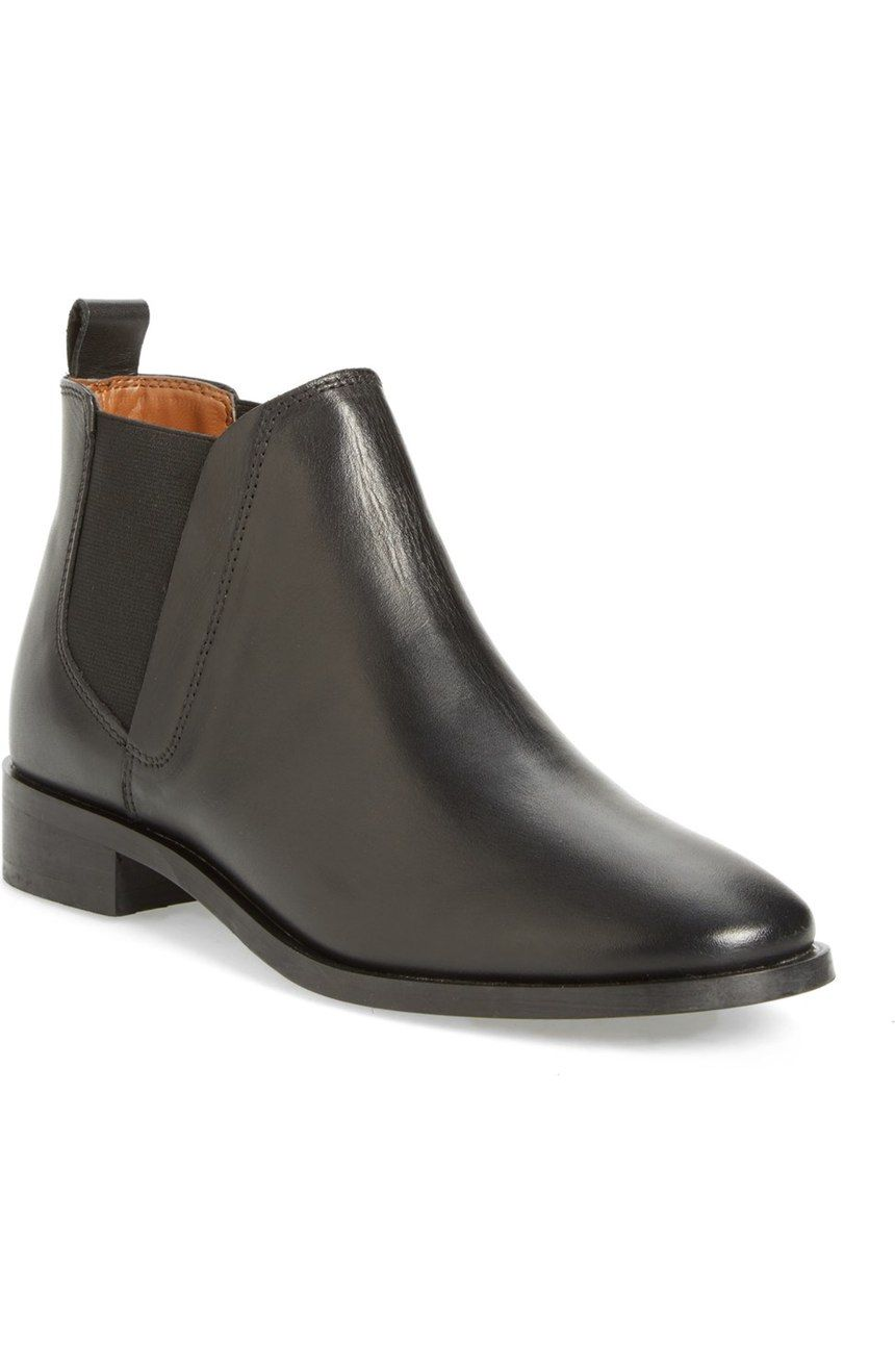 8d5eaca2f89 Adoring these classic Chelsea boots by Topshop that will be perfect for  everyday wear.