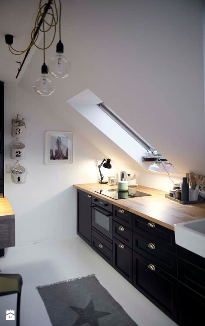Compact Attic Kitchen Ideas That Will Make You Say Wow - World inside pictures #atticapartment