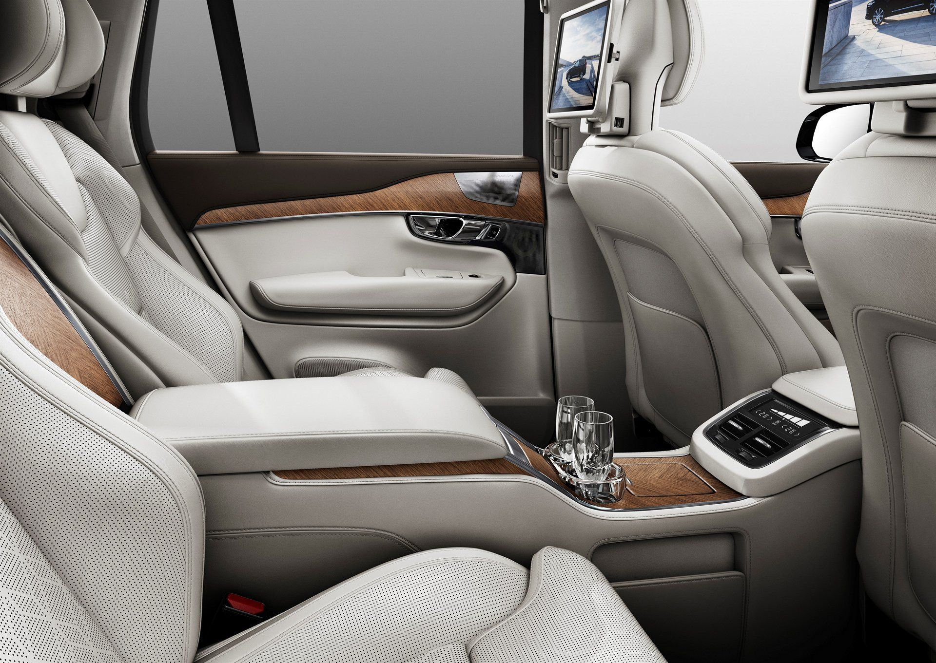 The Volvo Xc90 Excellence A Four Seat Ultra Luxurious