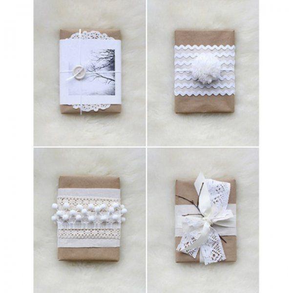 finie la gal re voici comment emballer ses cadeaux de no l emballage cadeau et paquet. Black Bedroom Furniture Sets. Home Design Ideas