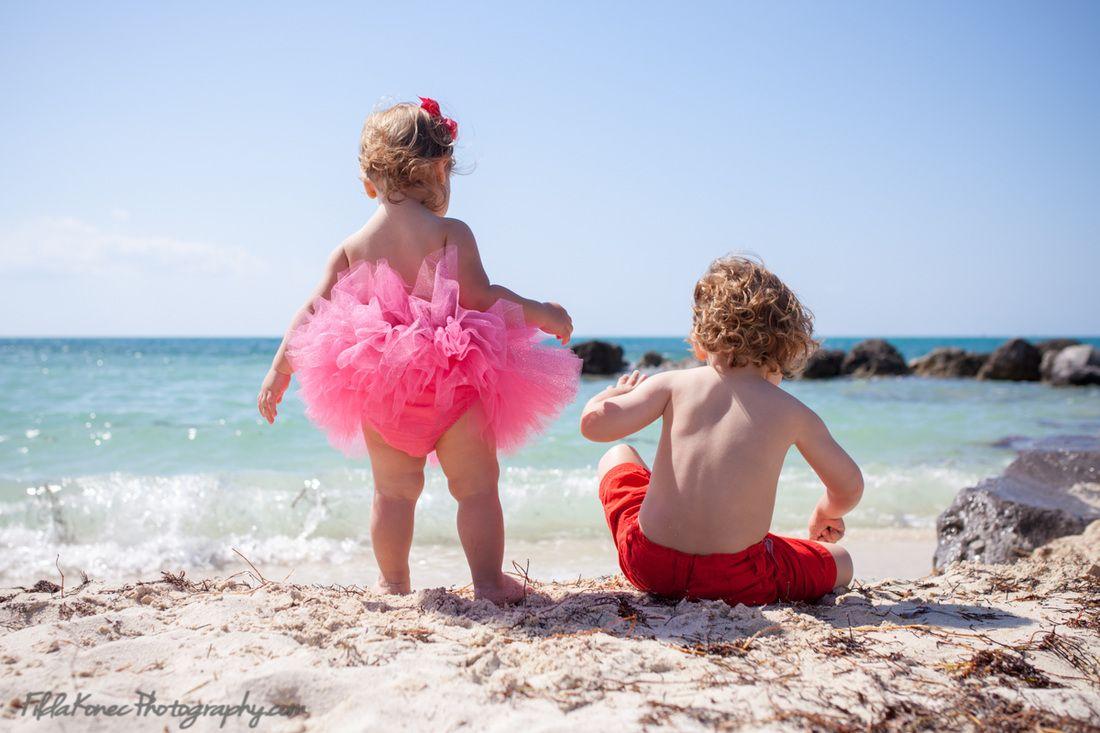 family kids baby photography key west florida beach ocean filda konec filip