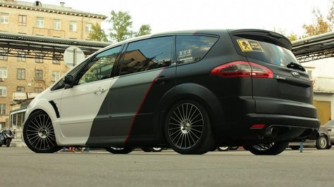 Tuning Ford S Max 2 0 240hp American Auto New Cars Ford