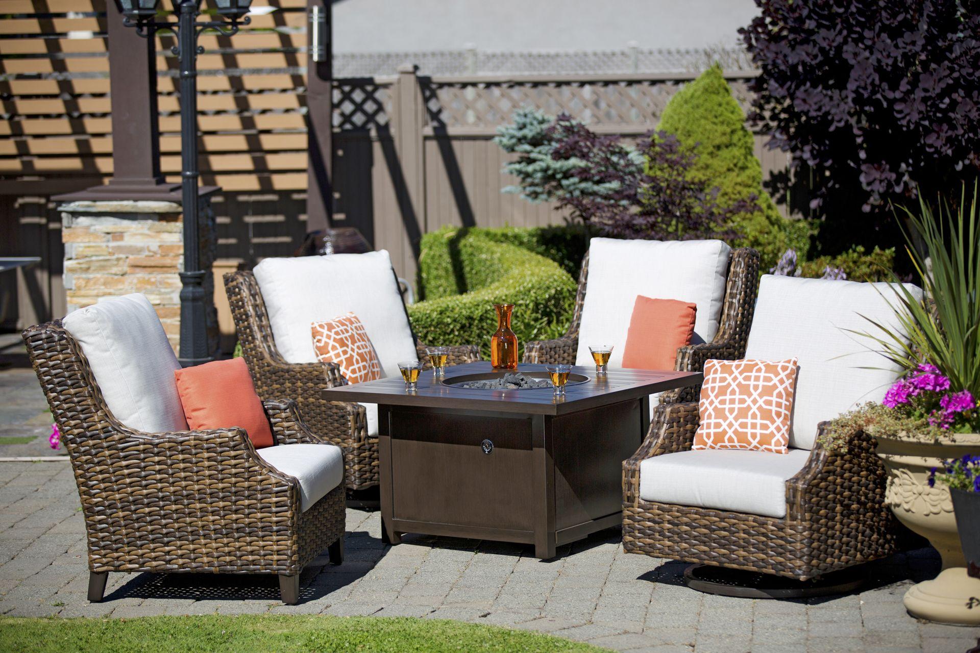 Wwwratanacom Firepit Pinterest Patios - Ratana outdoor furniture