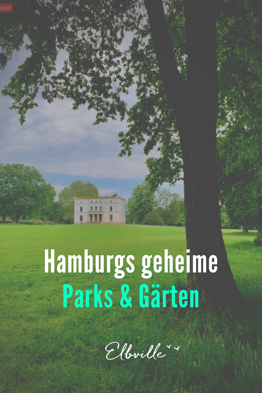Photo of Hamburg's green escapes: Where secret oases of peace and blooming paradises hide – Elbville