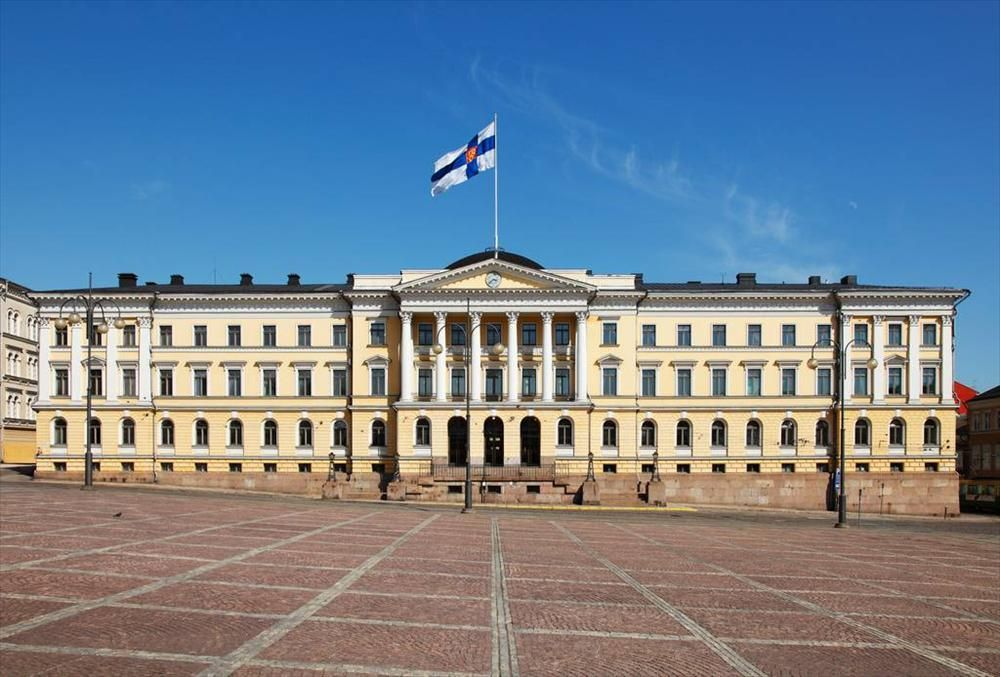 Government Palace (house of the Finnish Council of State