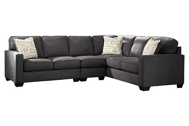Best Charcoal Alenya 3 Piece Sectional 1159 Ashley Furniture 400 x 300