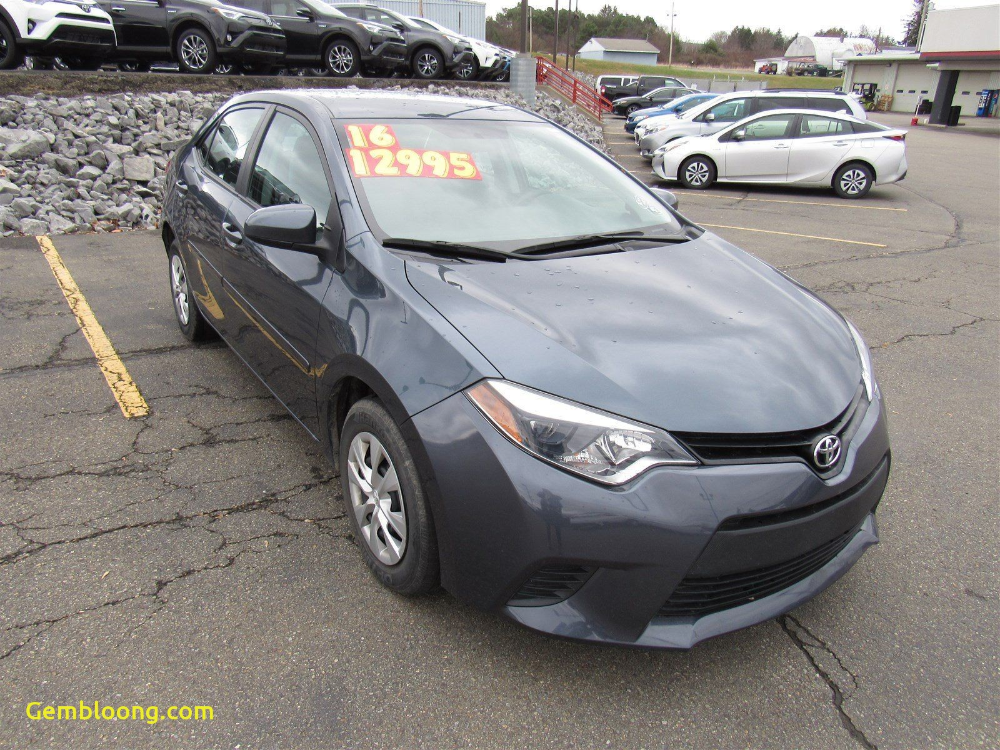 Toyota Cars Sale Awesome Fresh toyota Used Cars for Sale