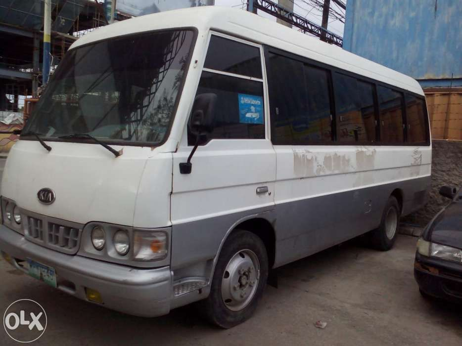 Kia Mini Bus For Sale For Sale Philippines Find 2nd Hand Used