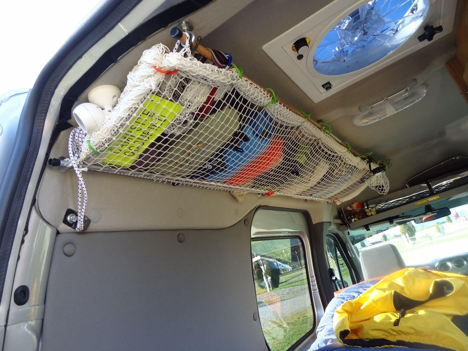 Ford Transit Connect camper conversion.... - alaskandave
