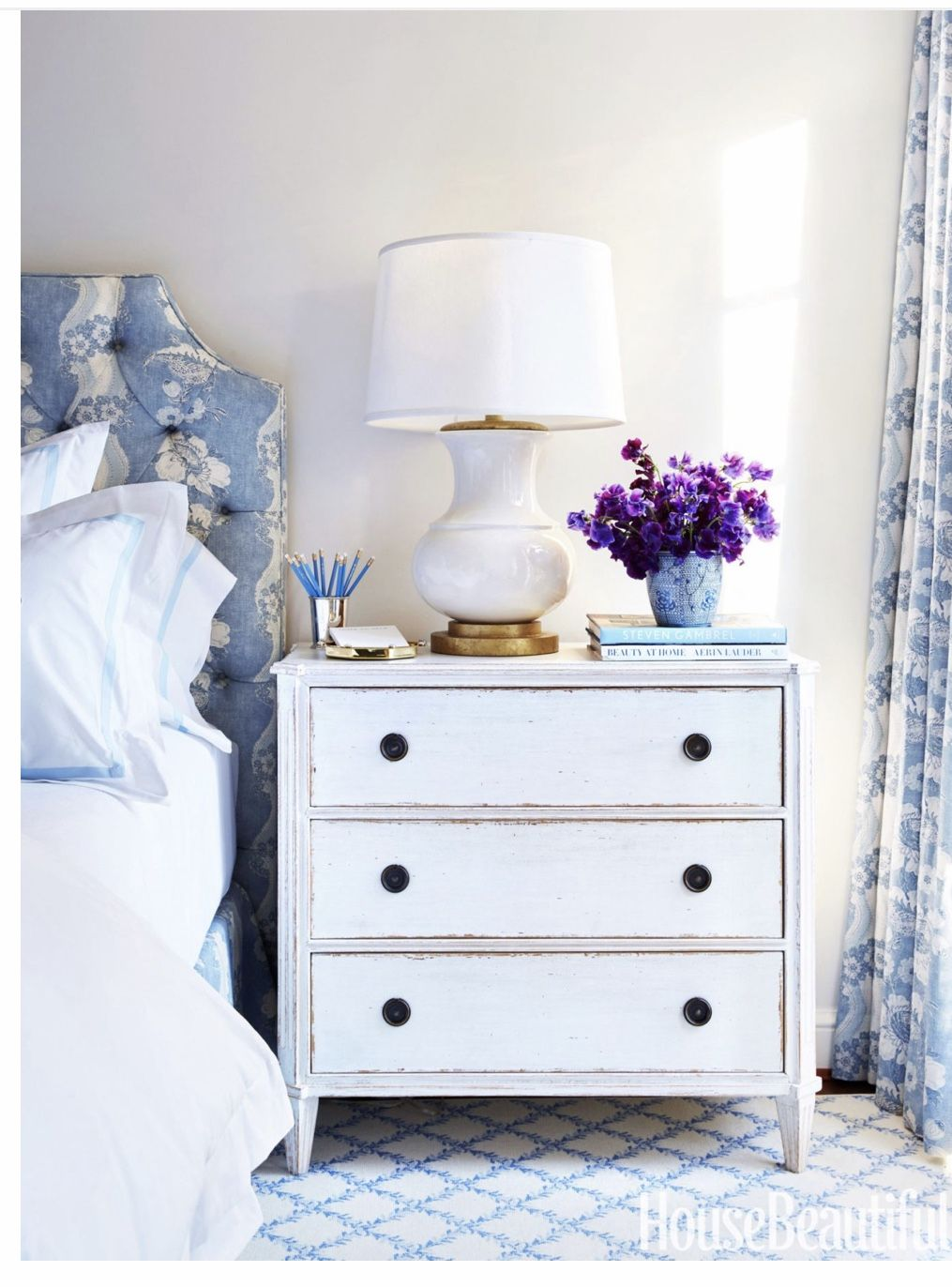 Pin by Judith Williams on A blue &white decor in 2020