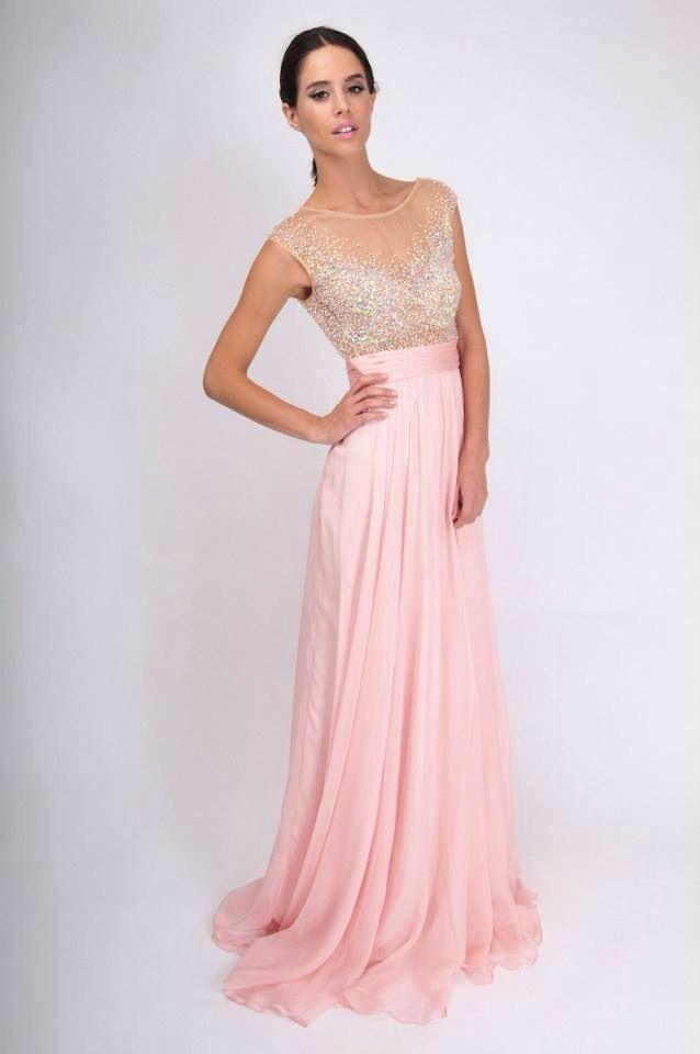 Vestido largo!!!   Dress   Pinterest   Vestido largo, Vestiditos y ...