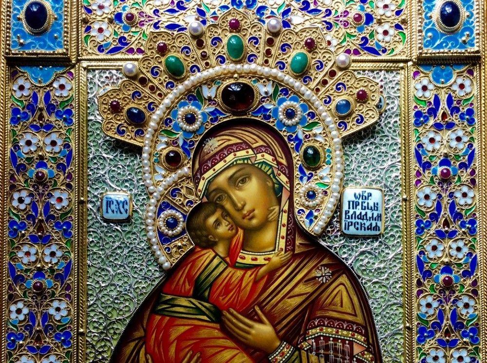 несущей чудотворная икона божьей матери картинки обитающих реке