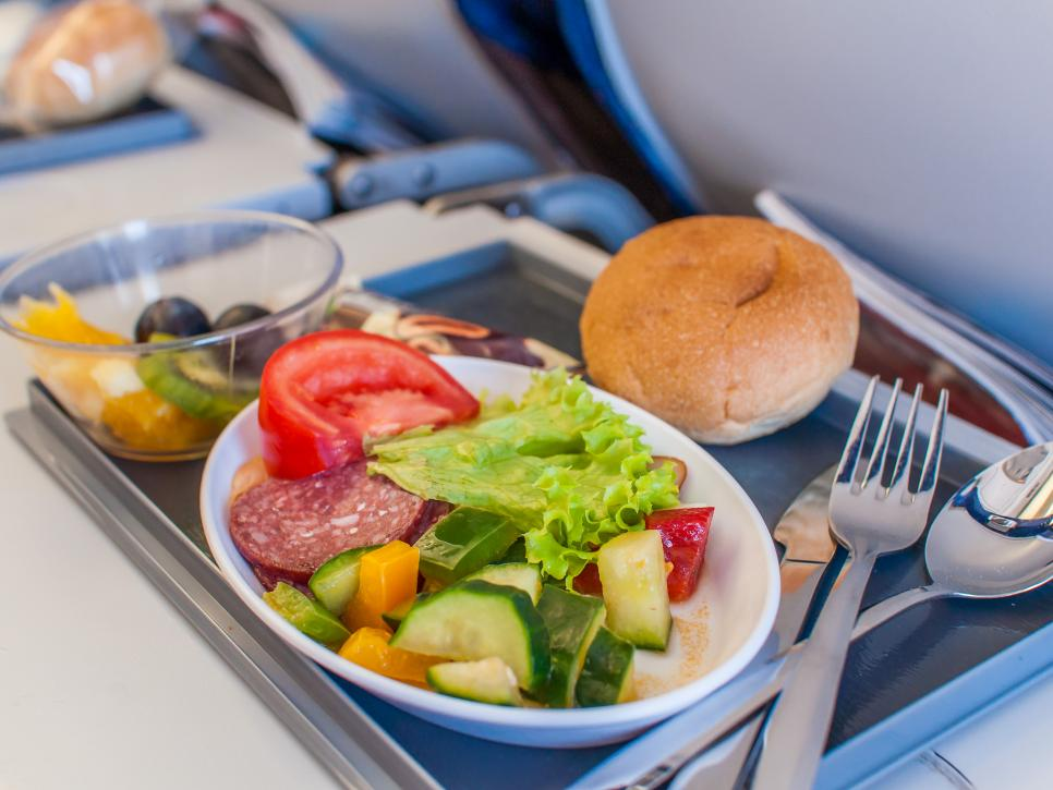 How to Eat Healthy at the Airport Food Network