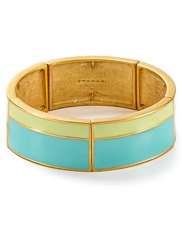 T Tahari Stone Bangle Bracelet | Bloomingdale's