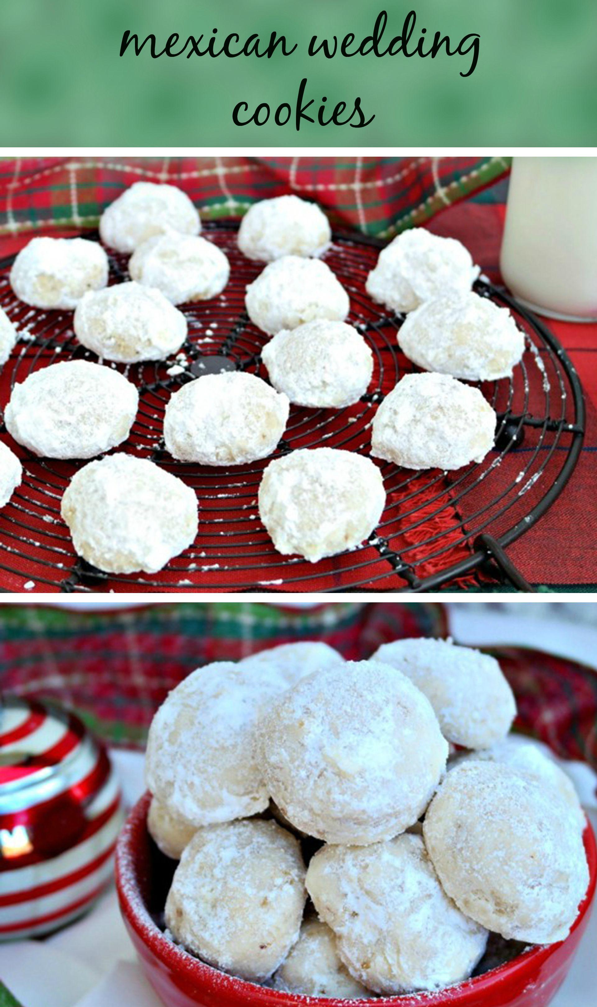 Mexican Wedding Cookies Recipe Honeybun cake recipe