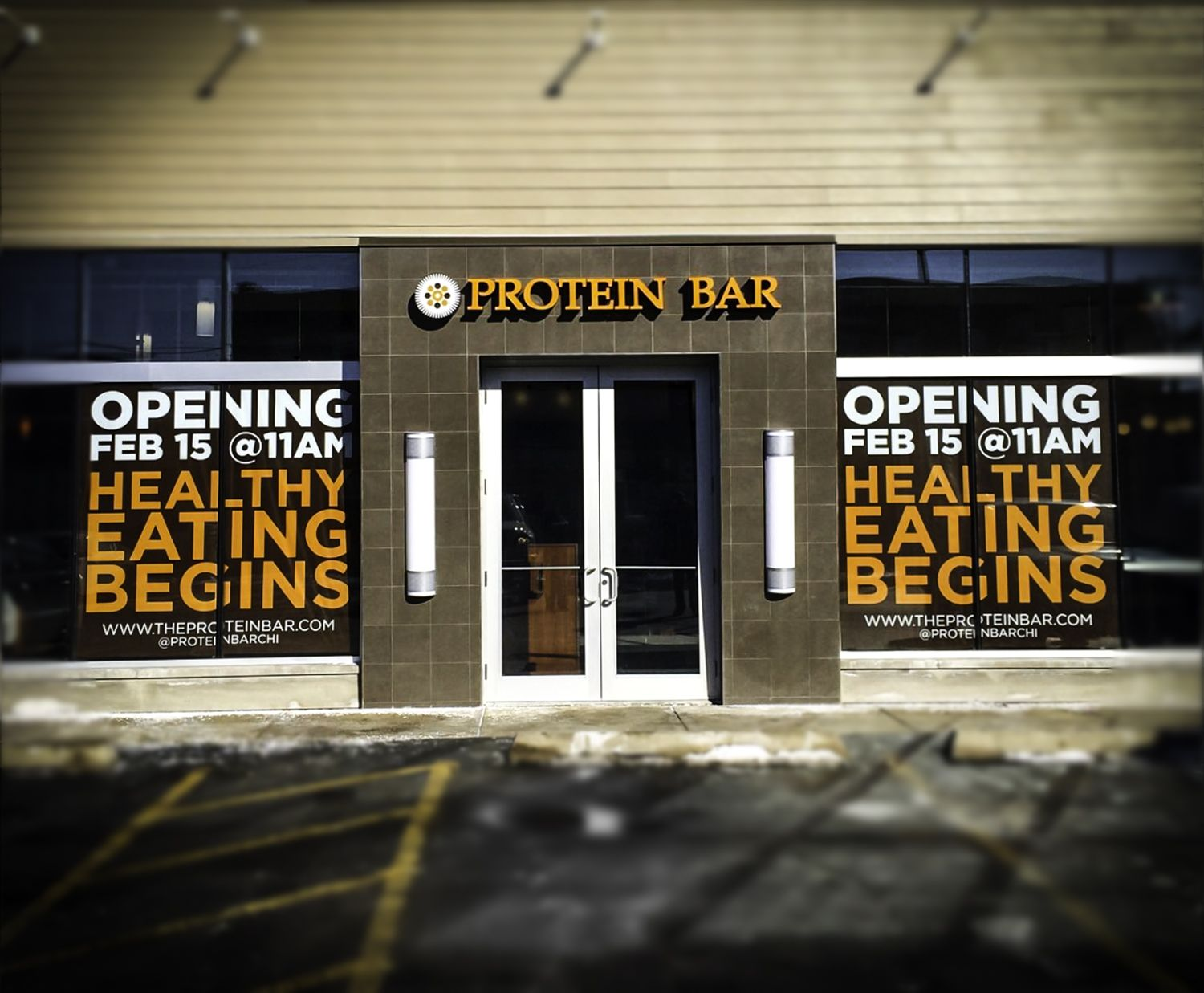 The Protein Bar And Kitchen Google Search Protein Bars Window Graphics Bar
