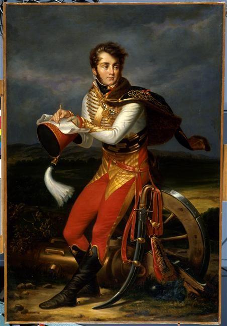 240e anniv. naissance du gal et peintre Louis-François Lejeune. Découvrez son portrait issu des collections du musée: