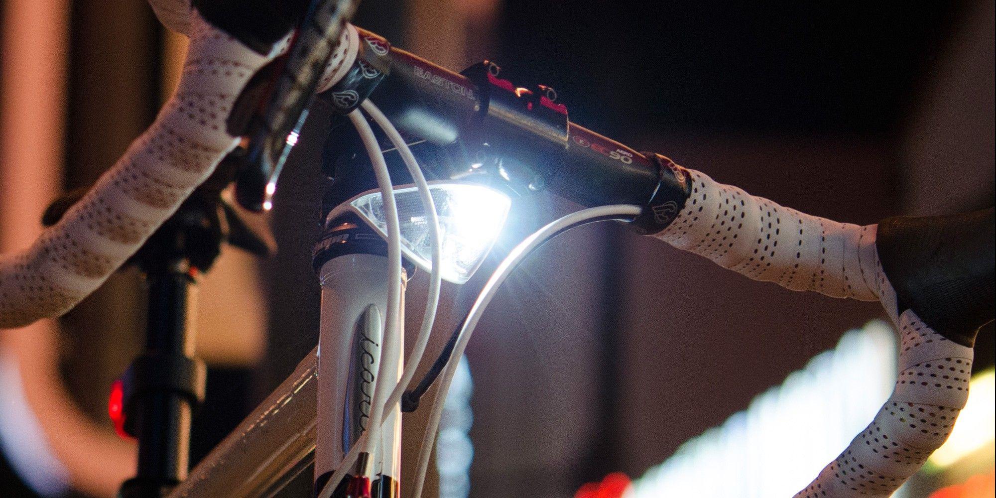 Sparse Fixed Light System Lighting System Bike Battery Lights