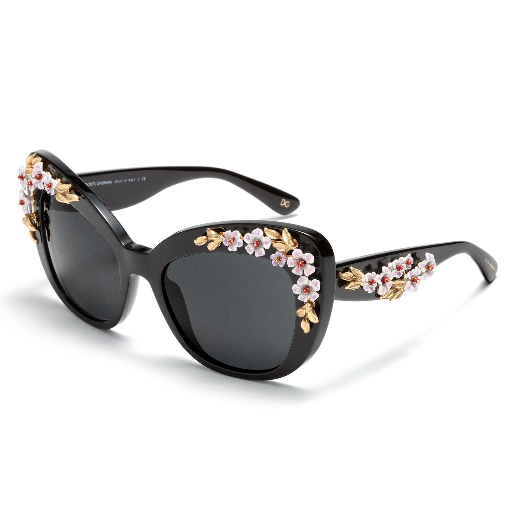6bef01ef2752c DOLCE   GABBANA DG4230 501 87 LIMITED EDITION ALMOND FLOWERS ...
