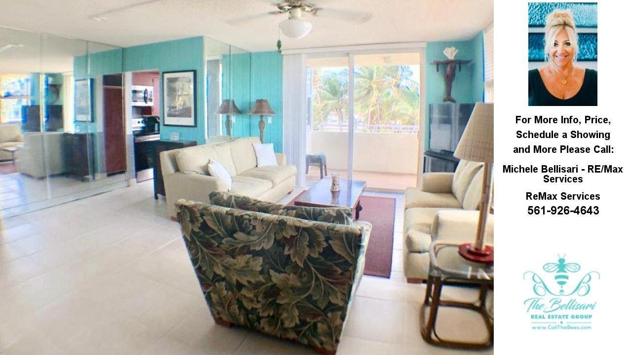 2639 N Riverside Drive 203, Pompano Beach, FL Presented
