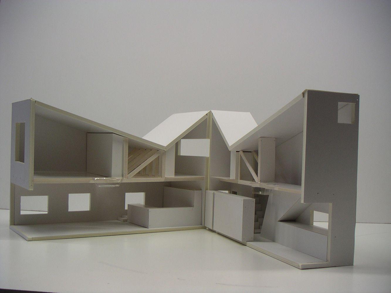 269. MAISON DASSONVILLE Atelier d'architecture Maison