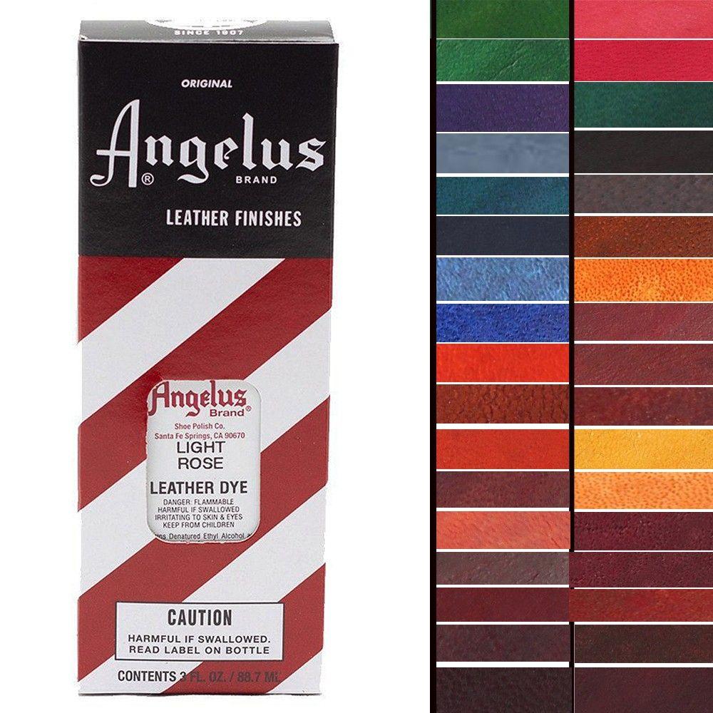 Angelus Leather Dye Angelus leather dye