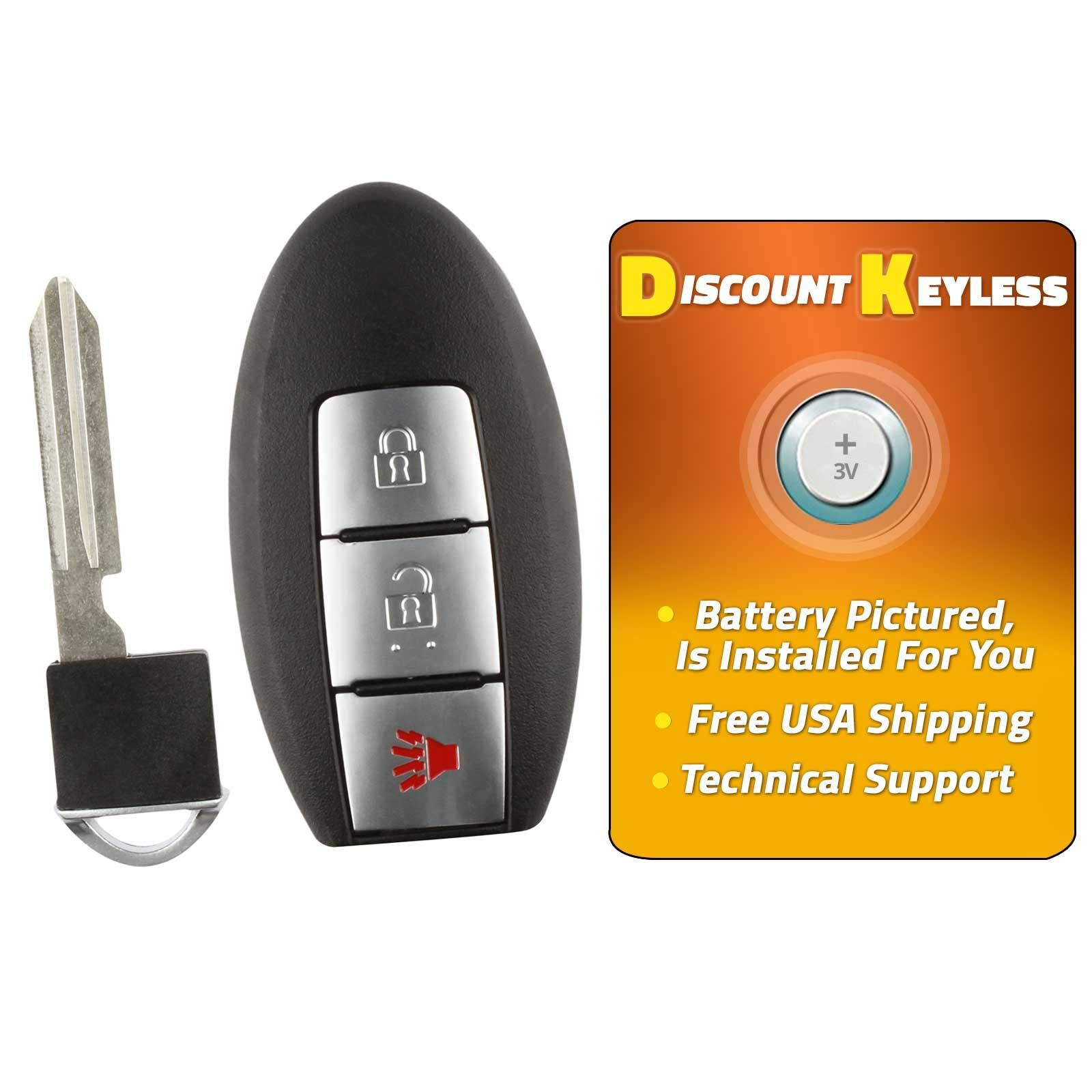 Discount keyless remote control entry replacement car