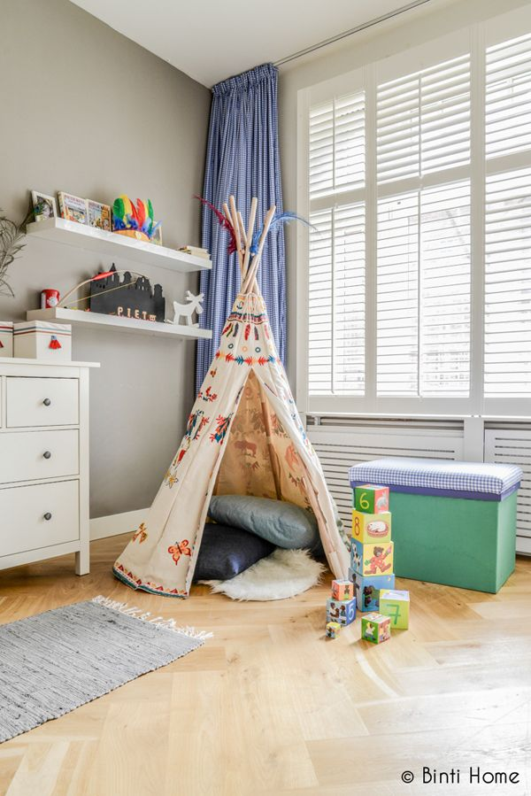 Kidu0027s teepee playroom inspiration by Binti Home & If you follow any moms on Pinterest I have no doubt that youu0027ve ...
