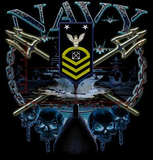 Navy BM Boatswain's Mate Master Chief Petty Officer $19.95