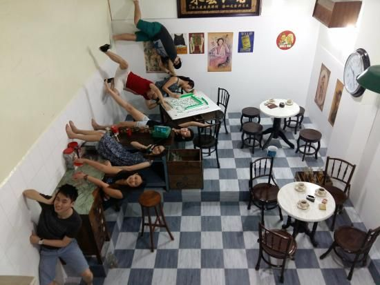 Photos Of Upside Down Museum George Town Attraction Images