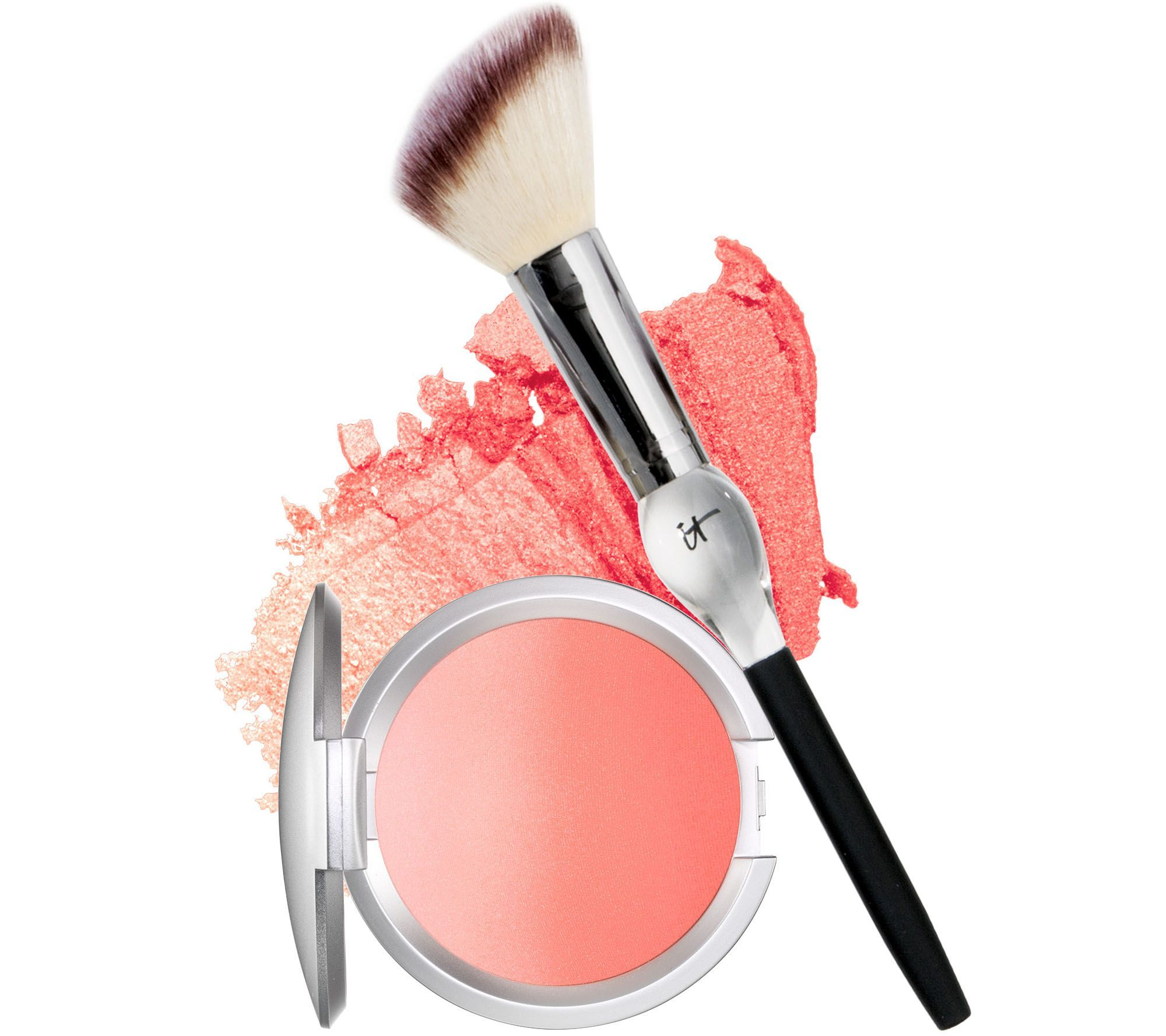 It Cosmetics CC Radiance Ombre Blush with French Boutique