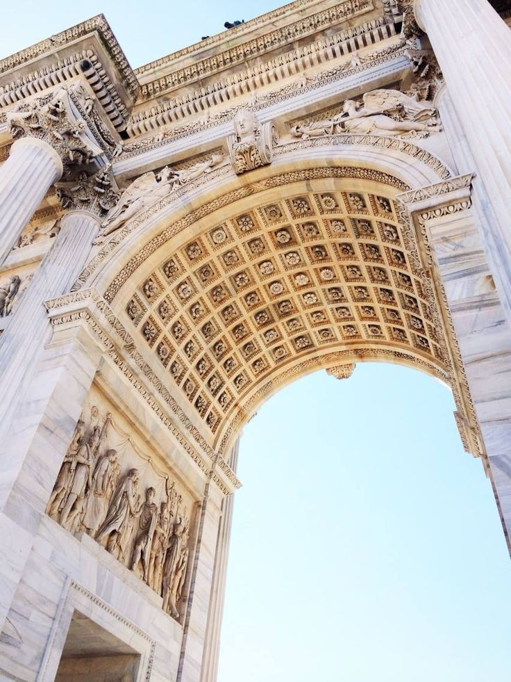 Many people see Milano as a layover stop. It's stuck behind the shadows of Rome, Venice, Florence and other major cities, but the city has a lot to offer both culturally and historically.