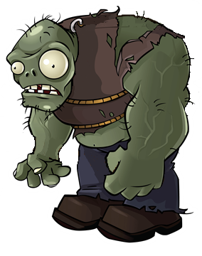 Gargantuar Plantas Vs Zombies Personajes Disfraz Plantas Vs Zombies Plantas Contra Zombis