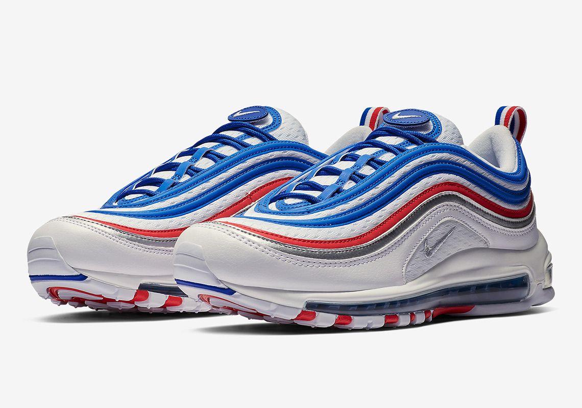 Nike Men's Shoes Air Max 97 GreyGreen 921826 300