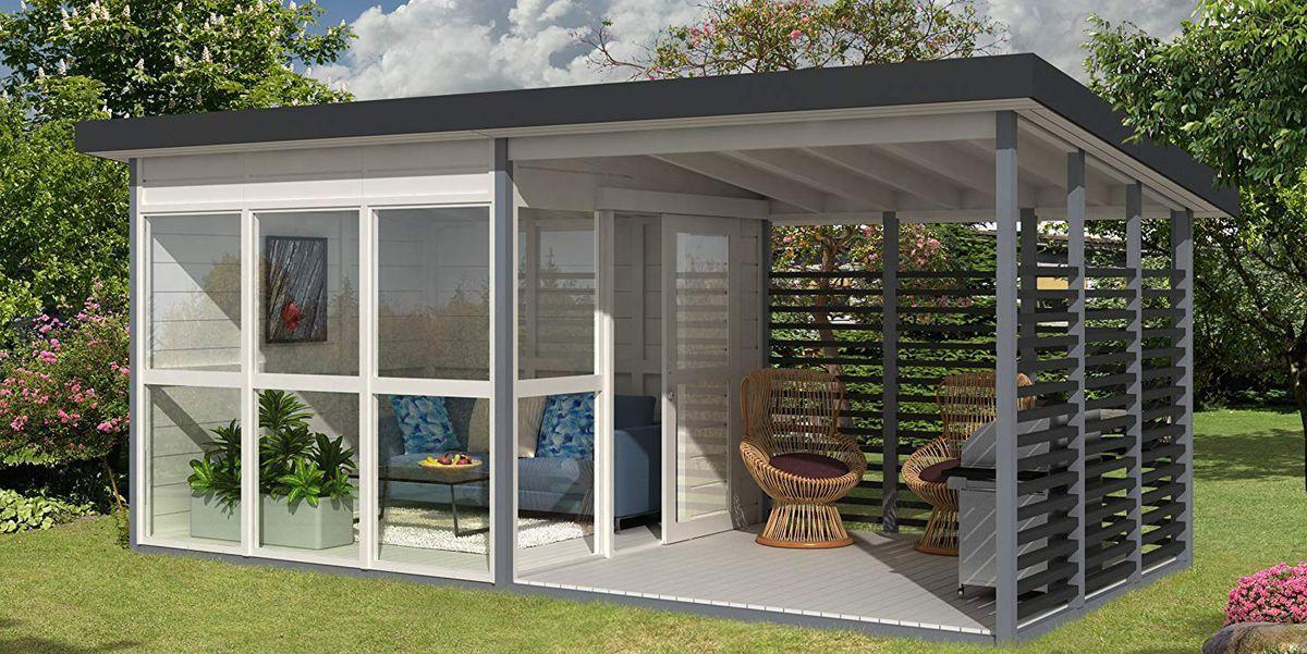 Studio Cabin Kit Abri De Jardin Maison D Hotes Trousses Cabine