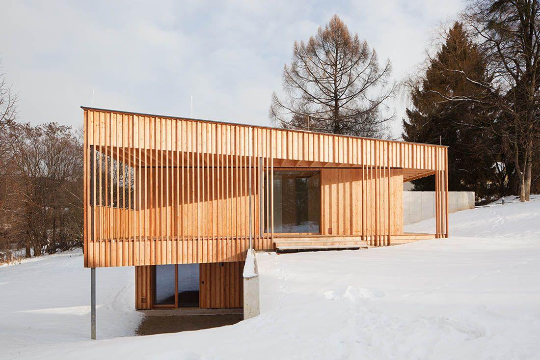 Holzhaus Im Park U2013 Zacasa U2013 Wohnideen, Möbel Und Inneneinrichtung Für Ein  Schöneres Zuhause.