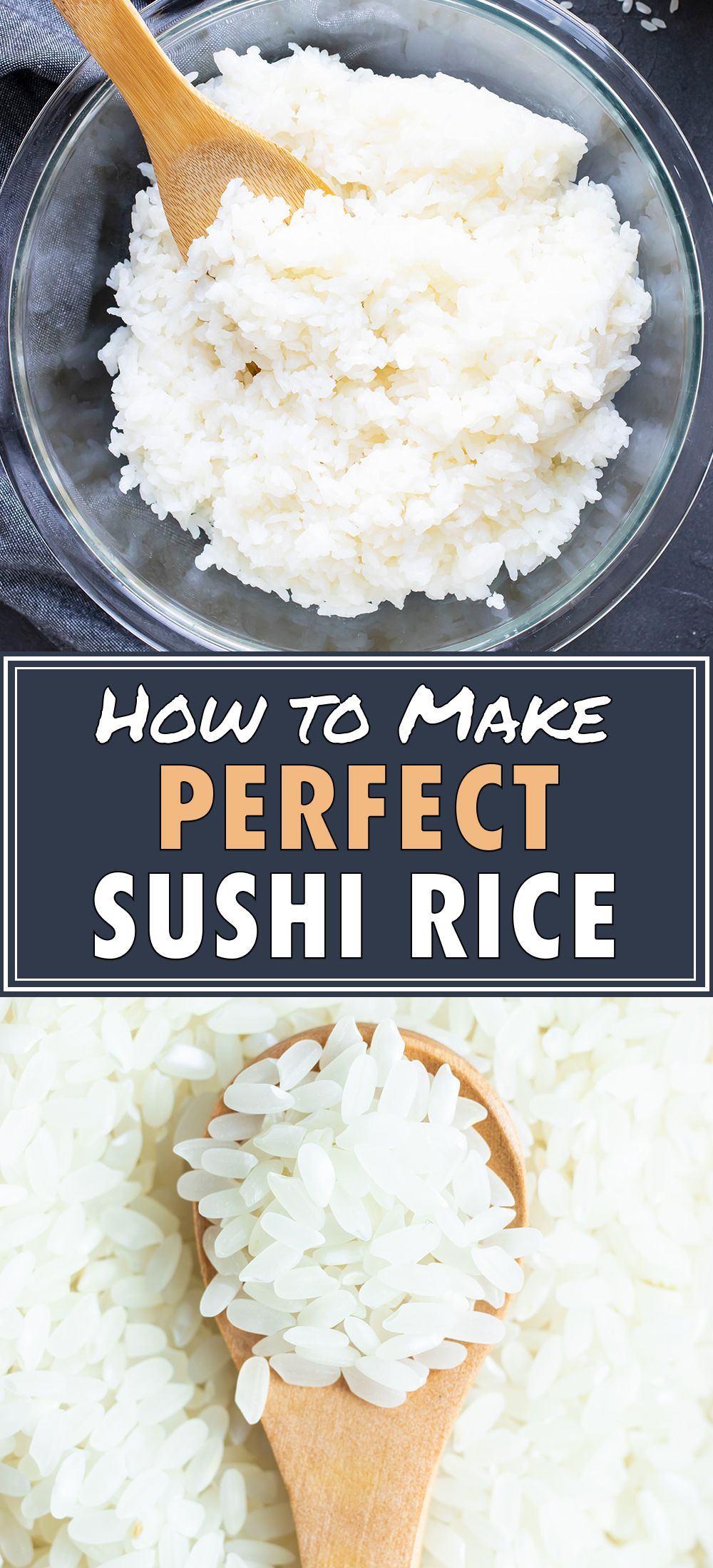How To Make Sushi Rice Perfect Every Time Evolving Table Recipe Sushi Rice Sushi Recipes Perfect Sushi Rice Recipe