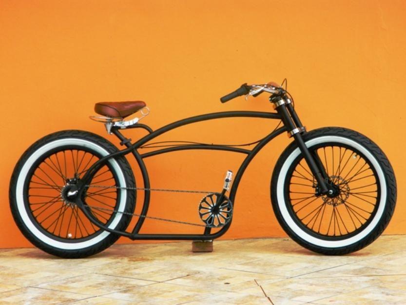 Bicicleta-chopper-bike-chopper-bicicleta-Custom-Harley ...