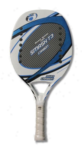 Beach Tennis USA Smash T3 Carbon Beach Tennis Paddle