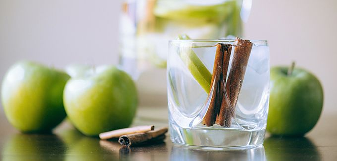 I love my peach water--but this looks like a winner!  Must try.  ~~Apple Cinnamon Water