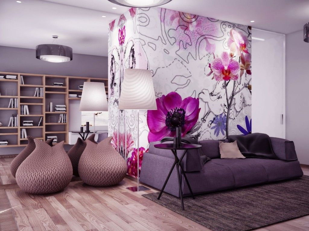 Purple Accessories For Living Room   Amazing Bedroom, Living Room Part 85