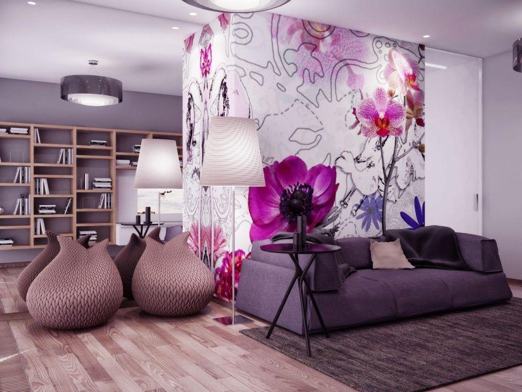 Purple Accessories For Living Room   Amazing Bedroom, Living Room Part 85