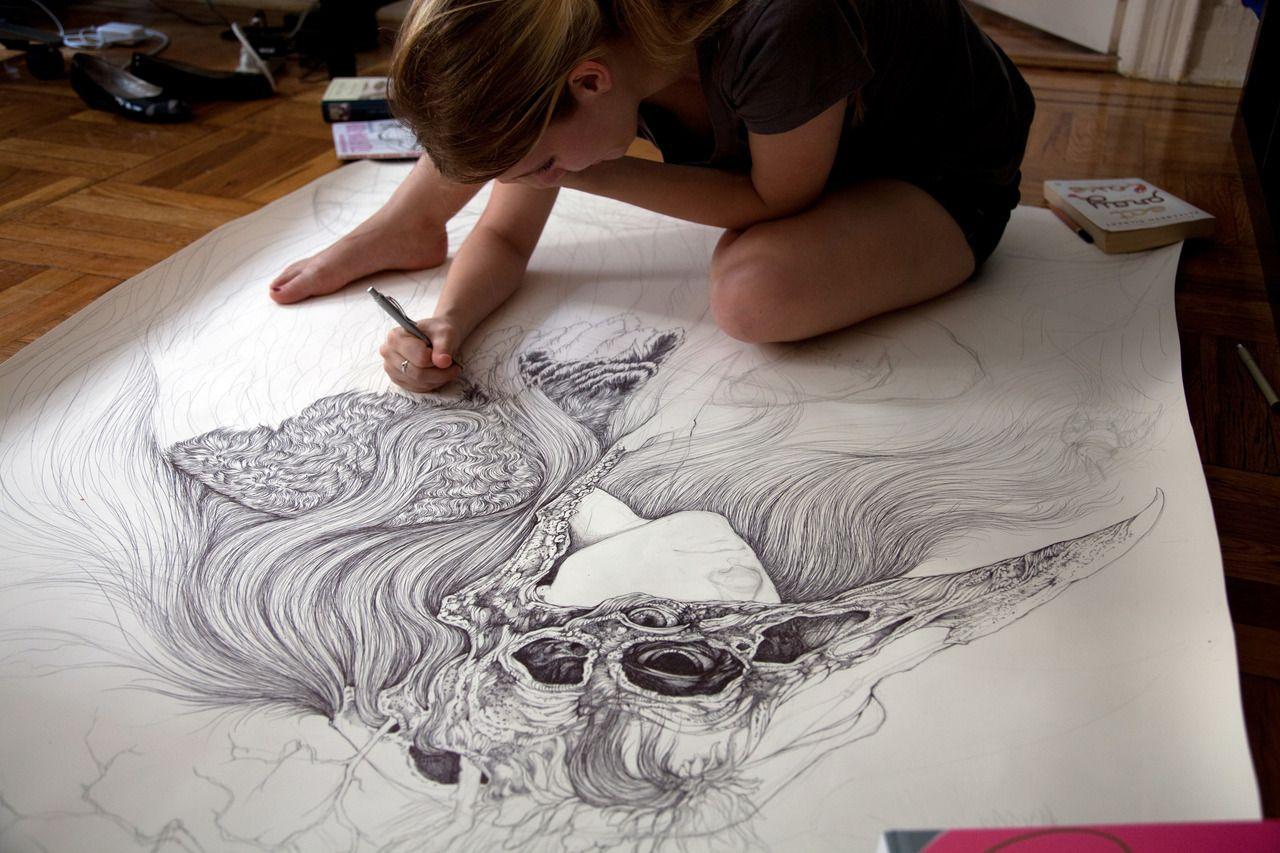 рисунки на ватмане картинки вновь