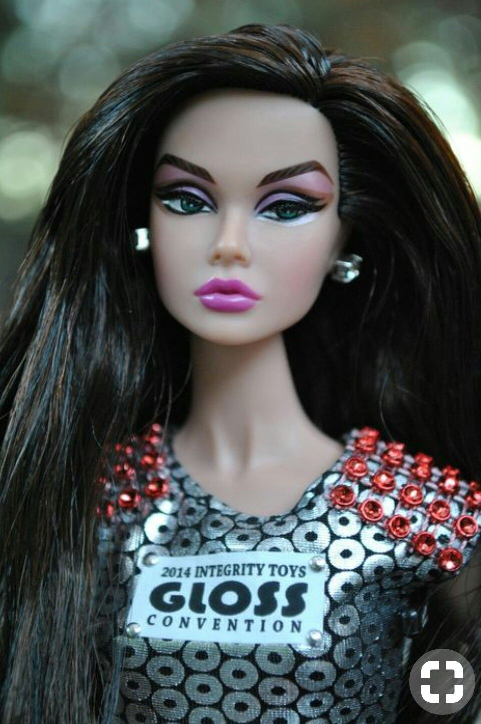 Pin by Judy Todd on all poppy parker Halloween face