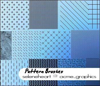 Seleneheart S Pattern Brushes By Pstogimpbrushes On Deviantart Pattern Gimp Graphic