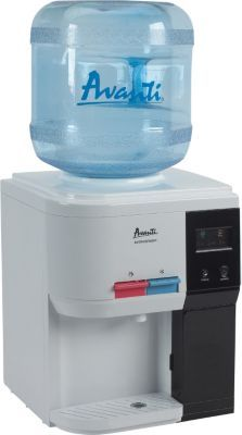 Avanti Table Top Hot And Cold Water Dispenser Wd31ec At Staples In 2020 Water Coolers Water Dispenser