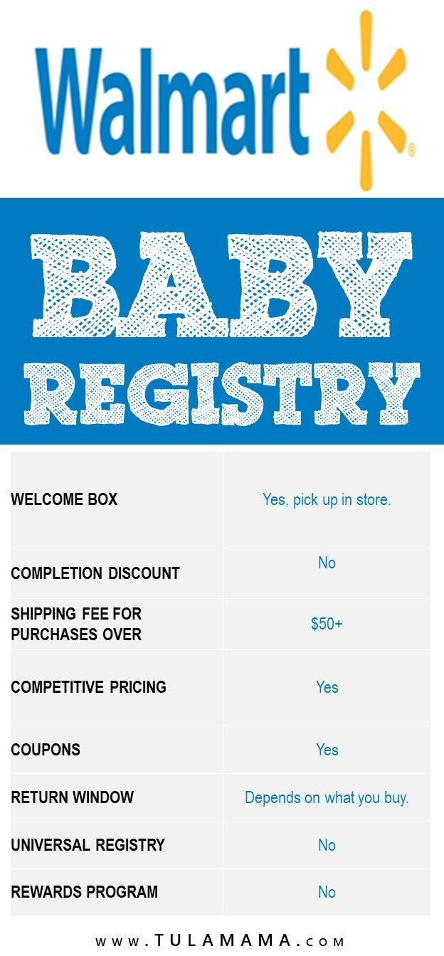 All You Need To Know To Find The Best Baby Registry in ...
