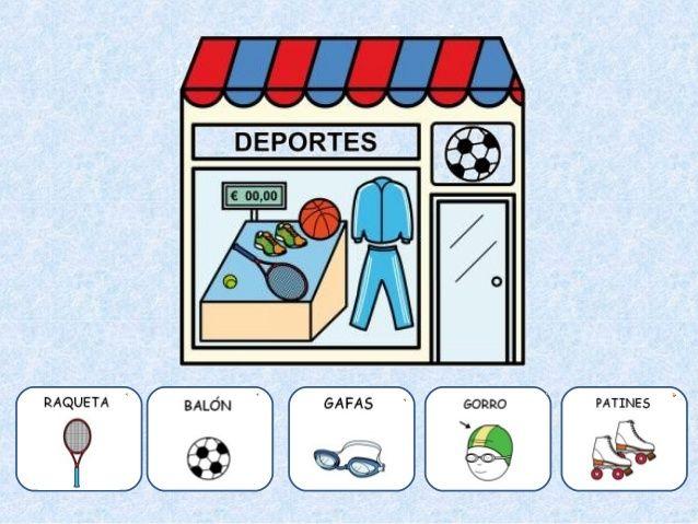 Las Tiendas In 2020 Learning Spanish Teaching Spanish Community Helper