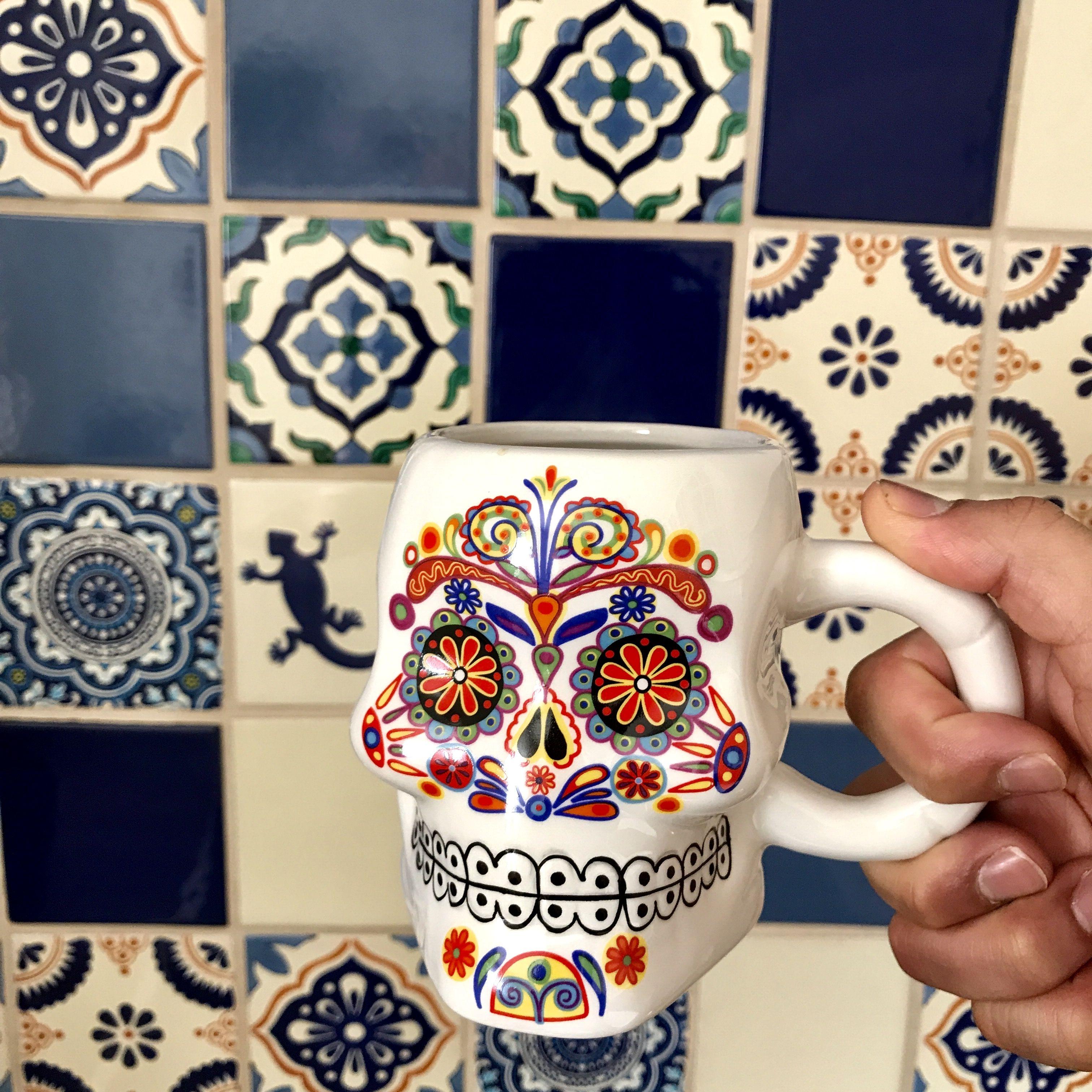 Erstmal Café Mexikanische Fliesen Von Mexambiente - Fliesen anfertigen lassen